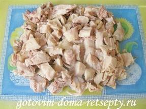 сациви из курицы по-грузински 2
