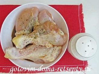 куриные ножки в соевом соусе с медом 4