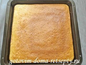 пирог с творогом и фруктами 11
