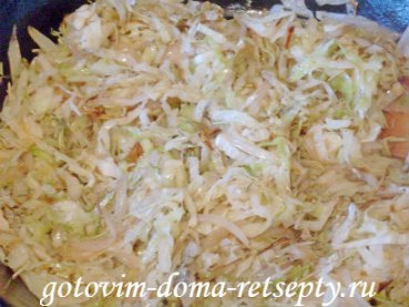 кулебяка, рецепт с капустой и розмарином 4