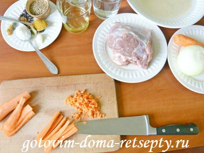 плов из говядины с изюмом и барбарисом, рецепт с фото 3