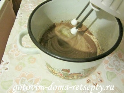 шоколадное печенье пуговки 7