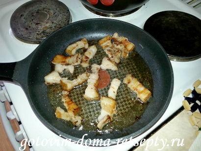 украинский борщ без мяса и свеклы 3