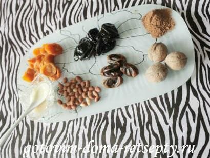 домашние конфеты трюфели 1