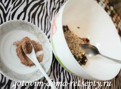 домашние конфеты трюфели 6
