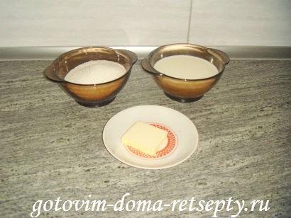 сгущёнка в домашних условиях рецепт 1