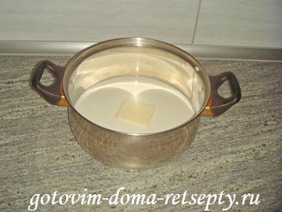 сгущёнка в домашних условиях рецепт 4