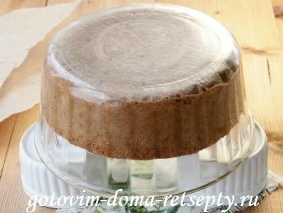 бисквитный торт с кремом 9