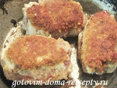 рецепт рулетиков из свинины 9