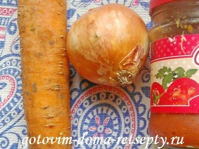 котлеты из свиного фарша с томатной подливой 2