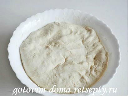 постные пирожки с начинкой 5