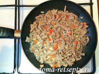 телятина рецепт по-мексикански 4