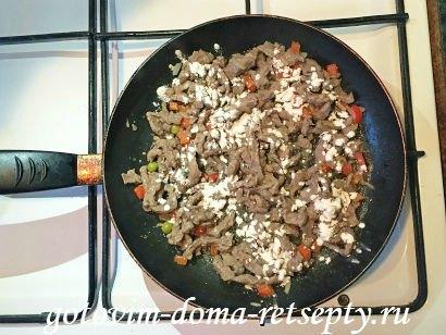 телятина рецепт по-мексикански 5