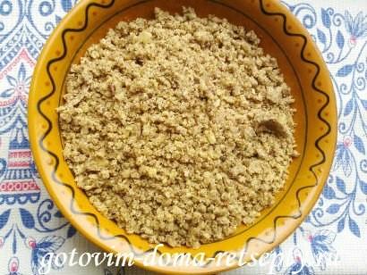 трубочки рецепт с ореховой начинкой 7