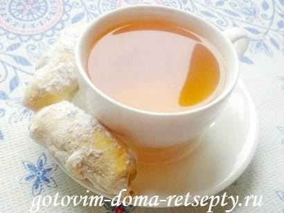 трубочки рецепт с ореховой начинкой