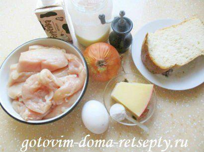 куриные тефтели с сыром и макаронами в томатном соусе 1