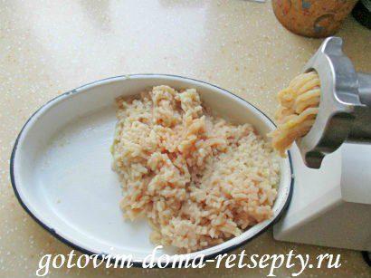 куриные тефтели с сыром и макаронами в томатном соусе 4