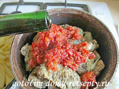 индейка в красном вине по рецептам грузинской кухни 14