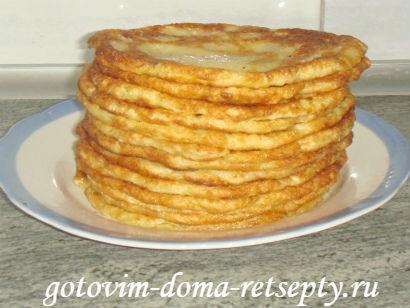 блины из кабачков рецепты блюд