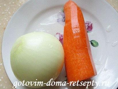 красная рыба с овощами 3
