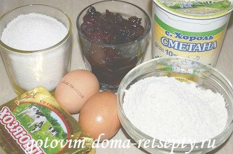 печенье с вареньем и крошкой 1