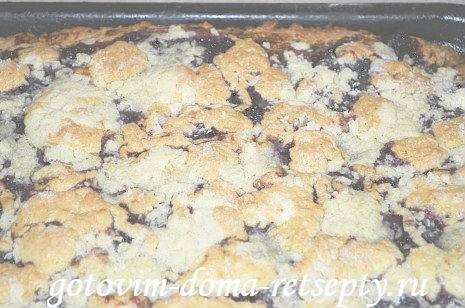 печенье с вареньем и крошкой 11