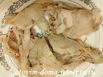 рисовый суп с курицей, рецепт 11