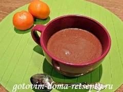 горячий шоколад рецепт в домашних условиях 8