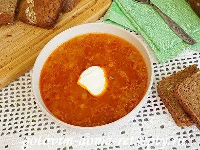 суп харчо рецепт с фото 13