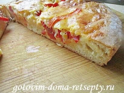 хачапури с сыром рецепт из дрожжевого теста 15