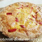 хачапури с сыром рецепт из дрожжевого теста 16