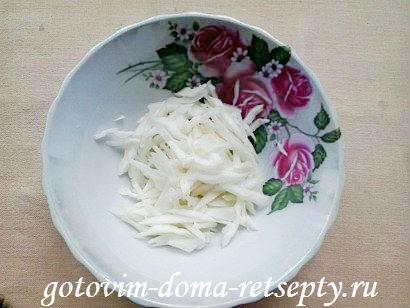 салат щетка рецепт с сухофруктами 3