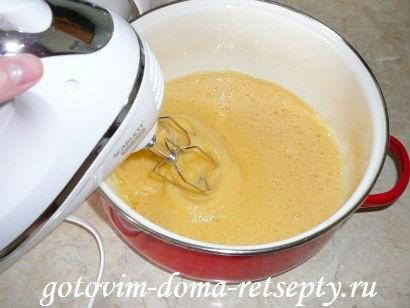 апельсиновый кекс рецепт с цукатами 1