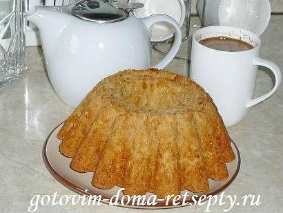апельсиновый кекс рецепт с цукатами 7