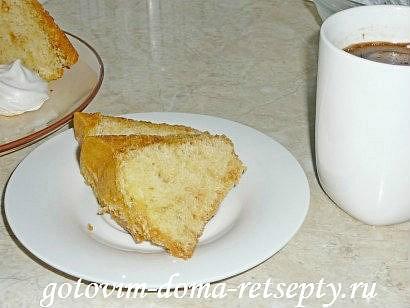 апельсиновый кекс рецепт с цукатами 8