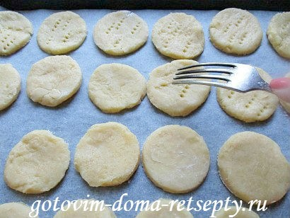 печенье рассыпчатое рецепт с сыром 11