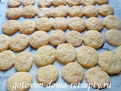 печенье рассыпчатое рецепт с сыром 13