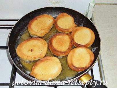 оладьи на сметане пышные рецепт с фото пошагово 7