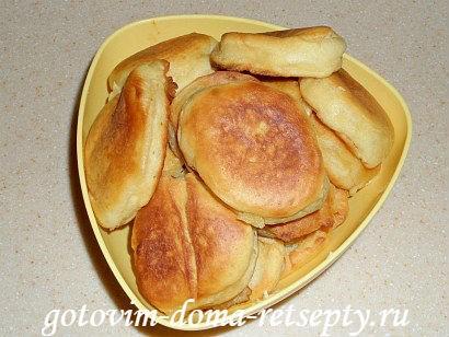 оладьи на сметане пышные рецепт с фото пошагово