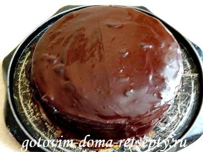 бисквитный торт очень вкусный и простой рецепт 15
