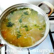 куриный суп с картошкой и морковью 7