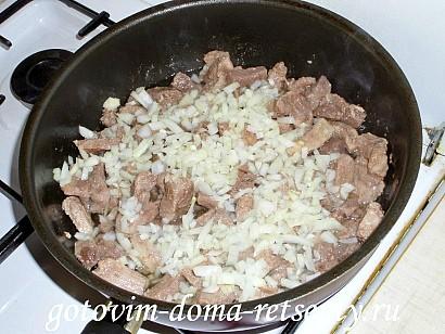 овощное рагу с мясом, картошкой и капустой 5