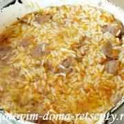 узбекский плов из говядины, рецепт с фото 11