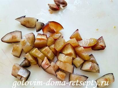 салат с брынзой и помидорами рецепт с фото 6