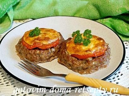 мясные гнезда рецепт с баклажанами и помидорами 15