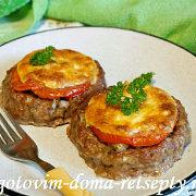 мясные гнезда рецепт с баклажанами и помидорами 16