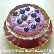 творожный десерт с любыми ягодами и фруктами 14