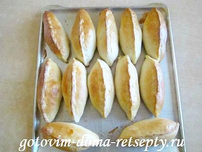 пирожки с картошкой рецепт в духовке с фото 13