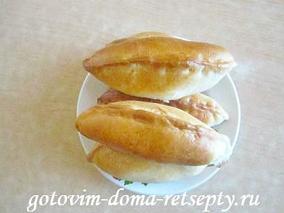 пирожки с картошкой рецепт в духовке с фото 15
